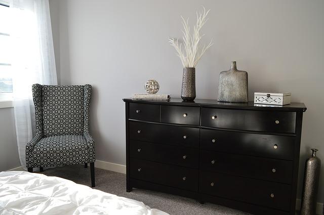 Urządzamy mieszkanie- projekt sypialni