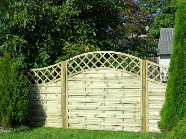 Jakich materiałów użyć do ogrodzenia ogrodu?