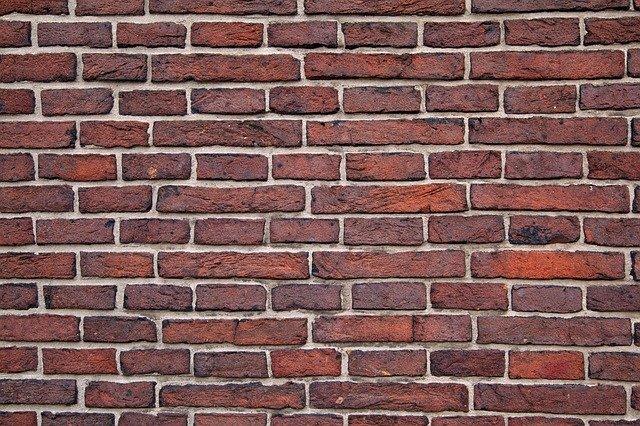 Cegły na ścianę